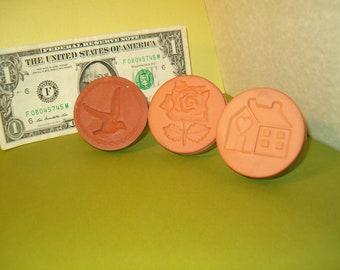 Rycraft Terracotta Cookie Stamps