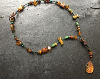 Red River Creek Necklace