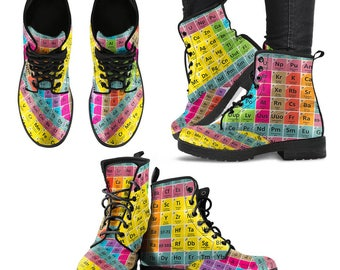 Periodic table shoes etsy quick view urtaz Gallery