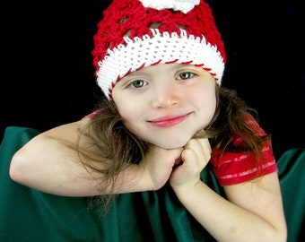 Christmas Girls Hat