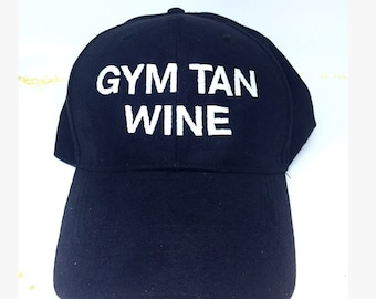 Jersey Shore Hat Snooki Hat Gym Tan Wine Hat