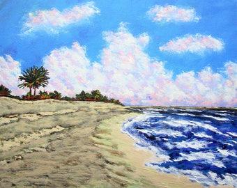 Beaches of Cuba (ORIGINAL DIGITAL DOWNLOAD) by Mike Kraus