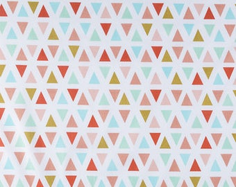 Spa and Coral Triangle Apparel fabric
