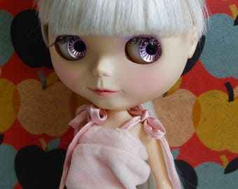 Retro Happy Pink Tennis One-Piece Outfit * Blythe * Pullip *