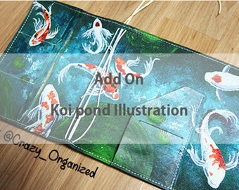 Add on - Koi Pond