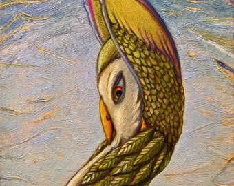 THE OWL MOON