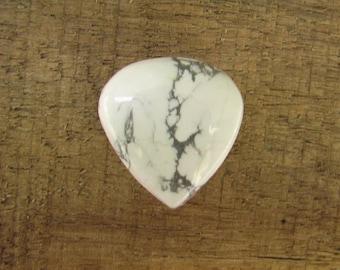 Howlite Cabochon Stone