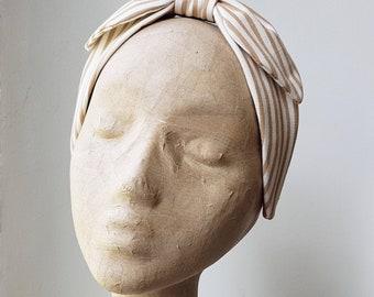 Candy Striped Headband