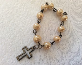 Christian Pocket Prayer Beads