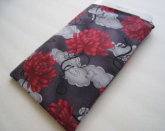 LOTUS - Kindle Paperwhite, Fire, Voyage, Kindle Fire HD Nook, Nook Color, Ereader Sleeve - Padded and Zipper Clos
