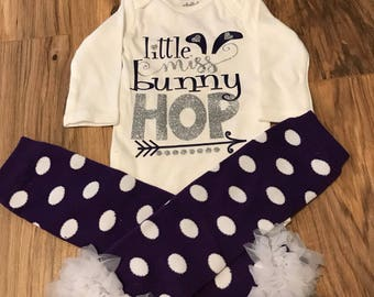 Easter Little Bunny Hop Outfit