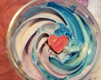 Over The Rainbow Whipped Soap, Soap Frosting, Bath Whip, Rainbow Soap,  kids soap, magical soap