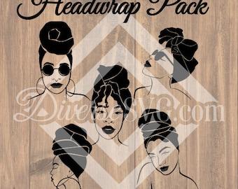 Head Wrap Pack