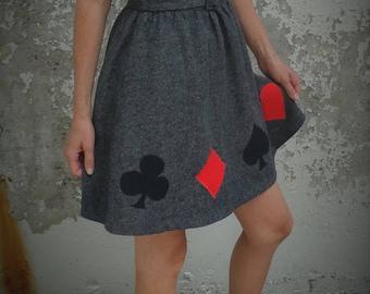 Alice In Wonderland Queen of Hearts Dress