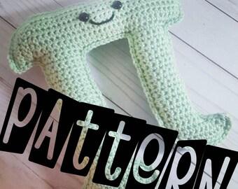Crochet Pi Cuddler Pattern, Crochet Pattern, PDF Instant Download, Amigurumi Pattern, Crochet Pattern