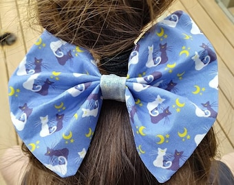 Luna and Artemis Hair Bow