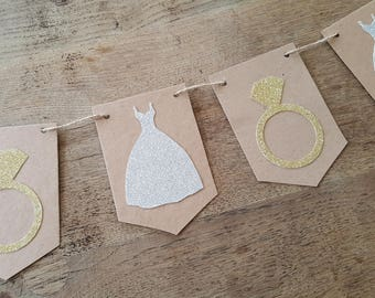 Wedding / Hen Party Bunting