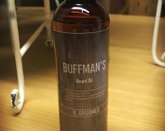 Buffman's Beard Oil
