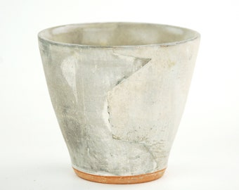 Small Cup with Gray Surface