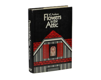 Flowers in the Attic by V.C. ANDREWS ~ First Edition 1st Printing 1979 Hardcover