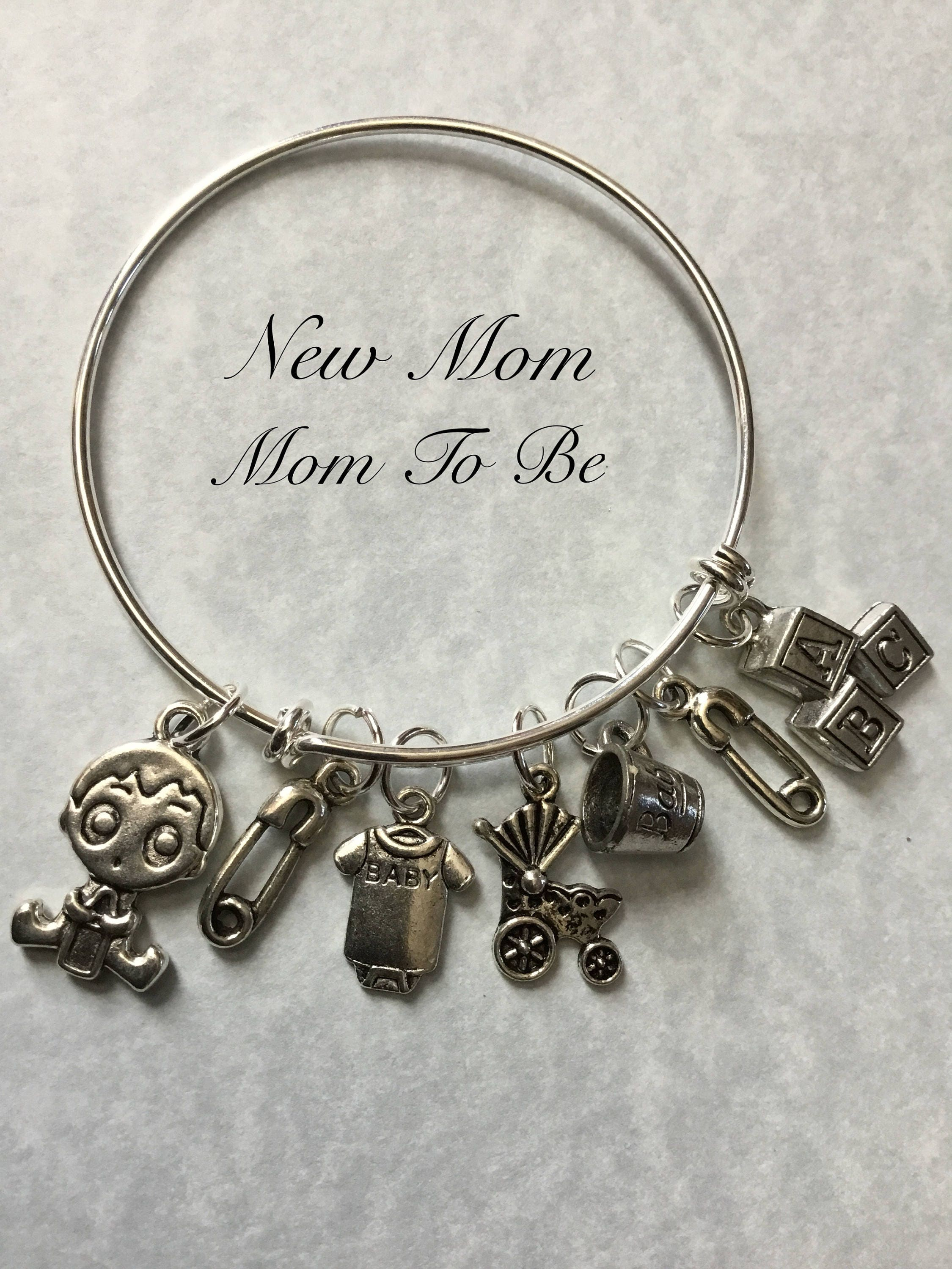 adjustable made a bangle charm stackable custom mom designmejewelry bangles buy by crafted mother hand bracelet child birthstone