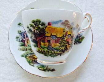Image result for regency cottage teacup