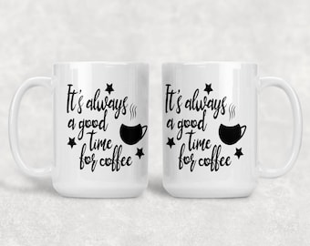 Good Time Coffee Mug