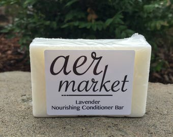 Nourishing Hair Conditioner Bar 2.5oz