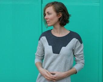 Zircon Sweater/Dress - PDF sewing pattern