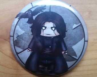 The Crow Button