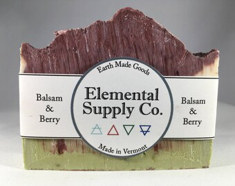 Balsam & Berry Soap