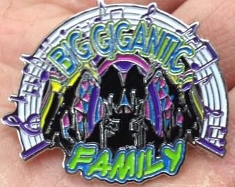 Limited Editiion Big G Family Hat Pin Music Memorbilia