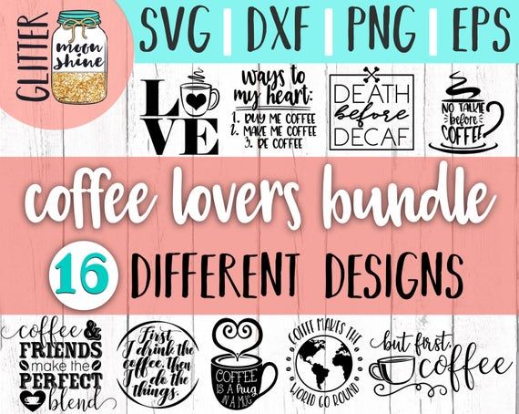 1703+ Coffee Lover Svg Ppular Design