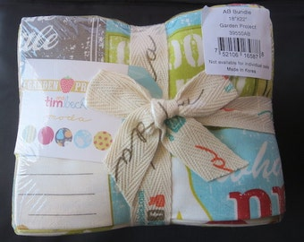 Moda Garden Project - Fat Quarter Bundle