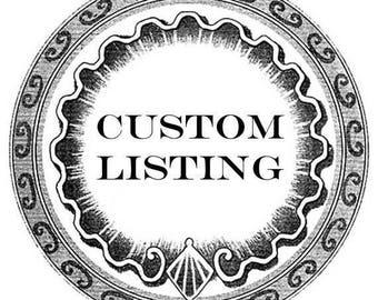 Custom Listing For KH