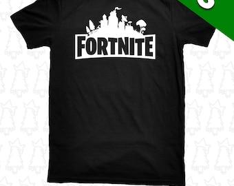 Fortnite Gamer Fort Night KIDS YOUTH Sizes T Shirt
