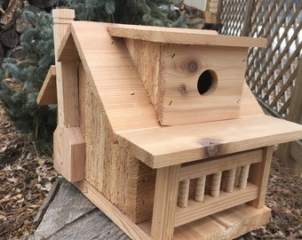 Country Birdhouse