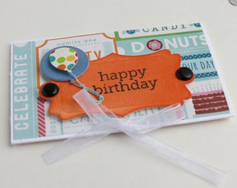 Gift card holder happy birthday, gift card holder, decorated envelope, happy birthday card, birthday envelope, gift card, happy birthday