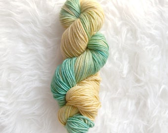 leafeon - MCN dk weight yarn - merino cashmere nylon