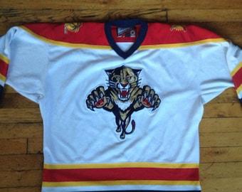 Vintage NHL Florida Panthers jersey XL
