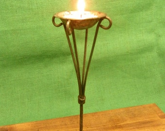 viking lamp oppland norway find living history reenactment use