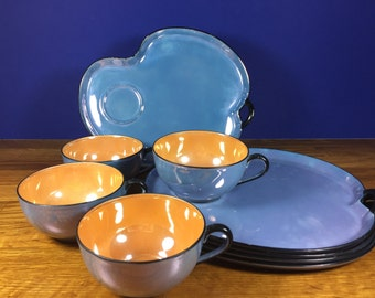 Noritake Lusterware Snack Sets