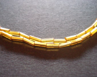 tubes Gold 4 mm wire
