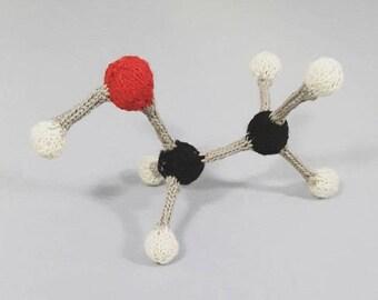 Ethanol knit molecule