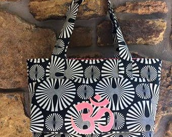 Yoga Tote Embroidered