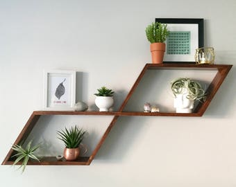 Parallelogram Shelves