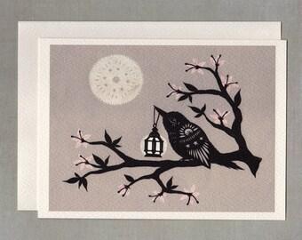 Lantern Light - Greeting Card