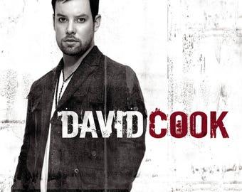 David Cook / David Cook DEBUT CD  RCA B001ACH4DS American Idol Winner