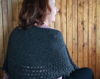 Gorgeous 100% alpaca shawl