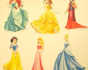 Princess's diecuts